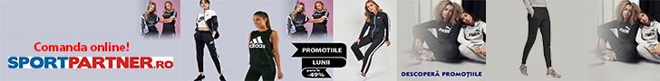 Sportpartner.ro: Promotiile lunii - imbracaminte femei