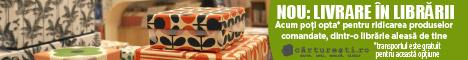 Carturesti.ro: Livrare in librarii
