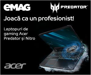 emag.ro: Laptopuri Acer gaming eMAGIA, 09- 23.12.2019