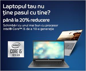 emag.ro: Laptopuri I5 a 10 generatie
