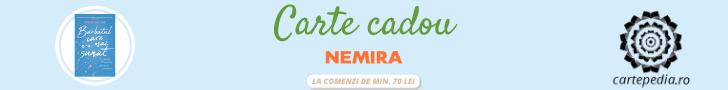 Cartepedia.ro: Carte CADOU Nemira