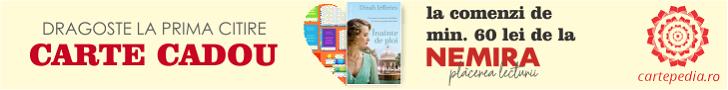 Cartepedia.ro: Dragoste la prima citire