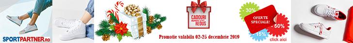 Sportpartner.ro: Promotie de Craciun - incaltaminte femei