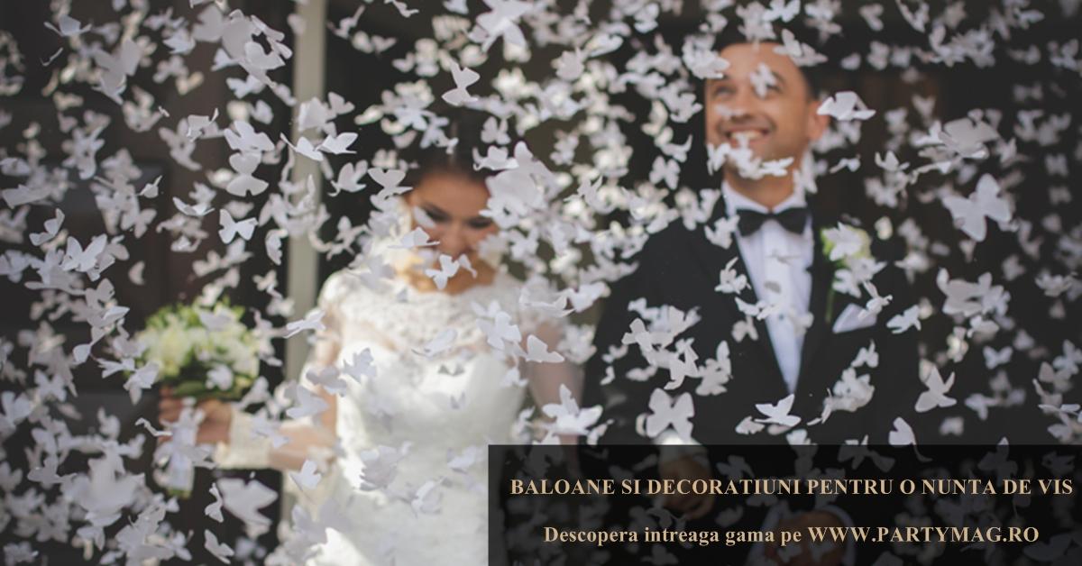 Partymag.ro: Articole petrecere pentru nunta si botez