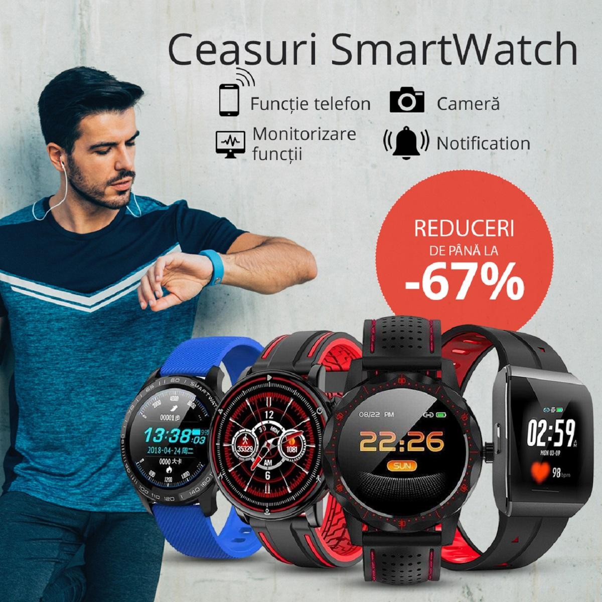 Watch24 - Promotii SmartWatch