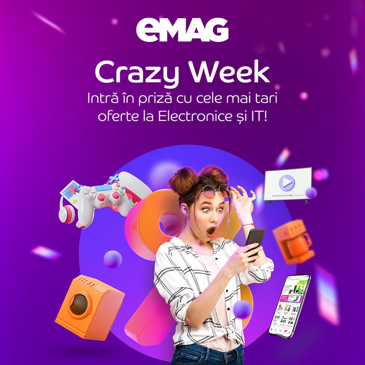eMAG - Crazy Week