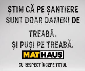MatHaus - MatHaus – Cu respect începe totul