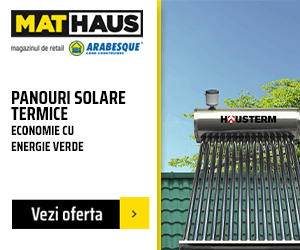MatHaus - Campanie Panouri solare termice