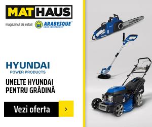 MatHaus - Campanie unelte și scule Hyundai
