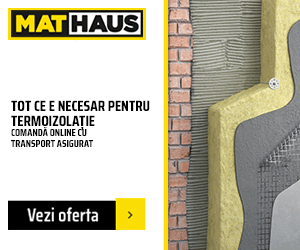 MatHaus - Sistem complet de termoizolații