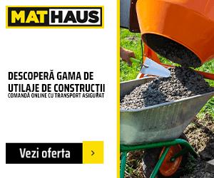 MatHaus - Utilaje pentru construcții