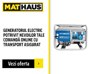 MatHaus - Generatoare electrice