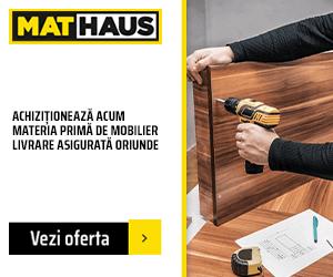 MatHaus - Materie primă mobilier – MDF, PAL, blaturi