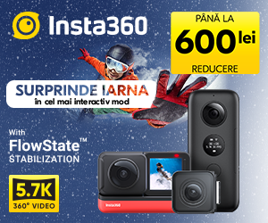 360.ro - Surprinde iarna in cel mai interactiv mod!