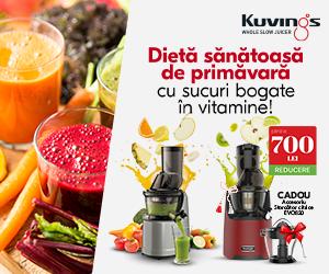 Kuvings-romania - Dieta sanatoasa de primavara1