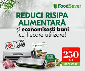 Foodsaver-romania - Reduci risipa alimentara cu ajutorul aparatelor de vidat FoodSaver!