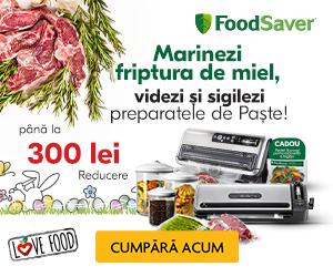 Foodsaver-romania - Marinezi friptura de miel cu aparatele FoodSaver!