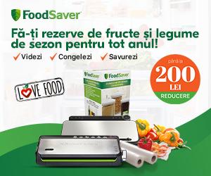 Foodsaver-romania - Fa-ti rezerve de fructe si legume!