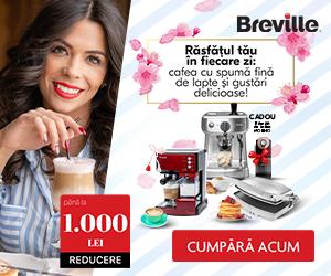 Breville-romania - Rasfatul tau in fiecare zi!