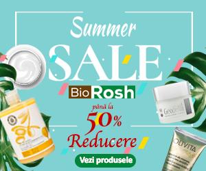 Biorosh - SUMMER SALES, PÂNĂ LA 50% DISCOUNT