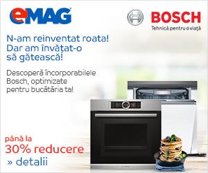 Electrocasnice incorporabile Bosch