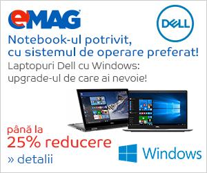Laptopuri cu Windows – Emag