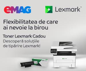 eMAG - Imprimante Lexmark