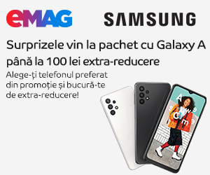 eMAG - Campanie Samsung A Series