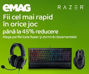 eMAG - Periferice gaming Razer