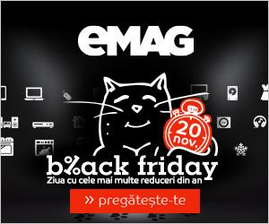 eMag.ro::Teasing BF 2015