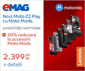 Moto Z2Play DualSim 64GB, 4G, Lunar Grey