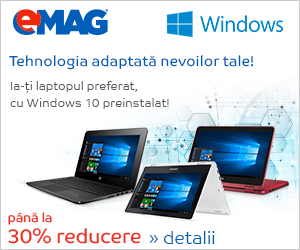 [IT] Laptopuri cu Windows, 22- 25.06.2018