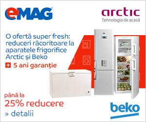 Aparate frigorifice Artic&Beko