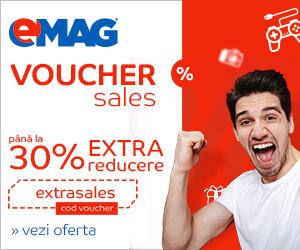 Campanie Voucher Sales -Emag