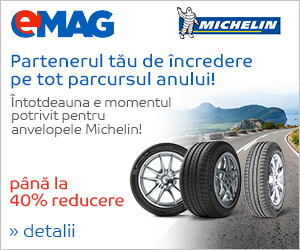 Oferta anvelope Michelin Emag