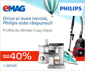 Electrocasnice mici Philips
