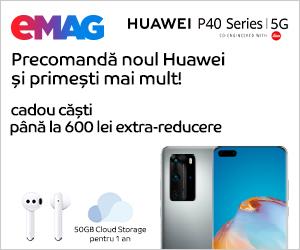 Precomanda Huawei P40