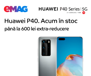 Comanda Huawei P40