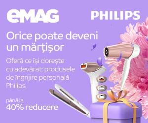 eMAG - Philips Ziua Femeii