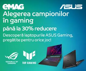eMAG - Laptopuri gaming ASUS