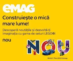 eMAG - Campanie LEGO