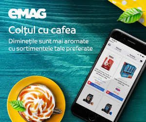 eMAG - Coffee Week iunie 2021