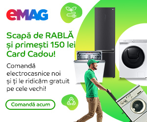 eMAG - RABLA 150 lei Card Cadou, eMAG