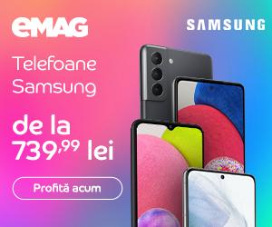 eMAG - Campanie Samsung