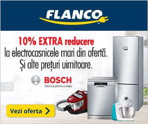 🏷 10% EXTRA REDUCERE la produsele Bosch din oferta 👍