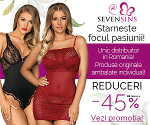 SevenSins - Reduceri de pana la 45% la produsele Obsessive