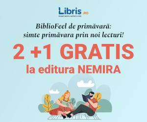 - 2+1 gratis la toate titlurile Nemira