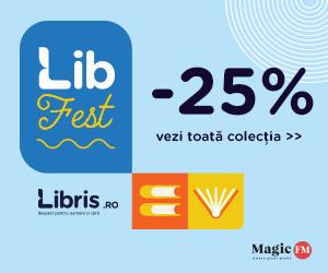 - LibFest – reduceri, carti cu autograf, sute de evenimente si lansari