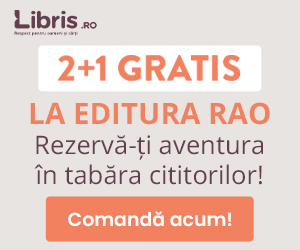 libris - RAO 2+1 GRATIS!