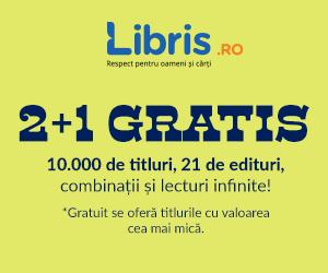 libris - 2+1 GRATIS!